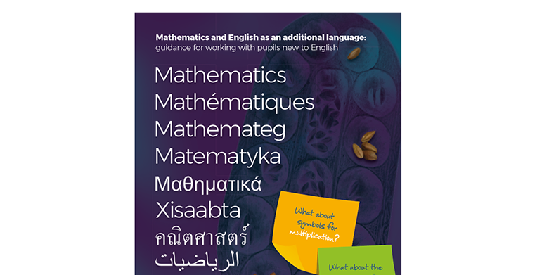 Mathematics and English as an additional language