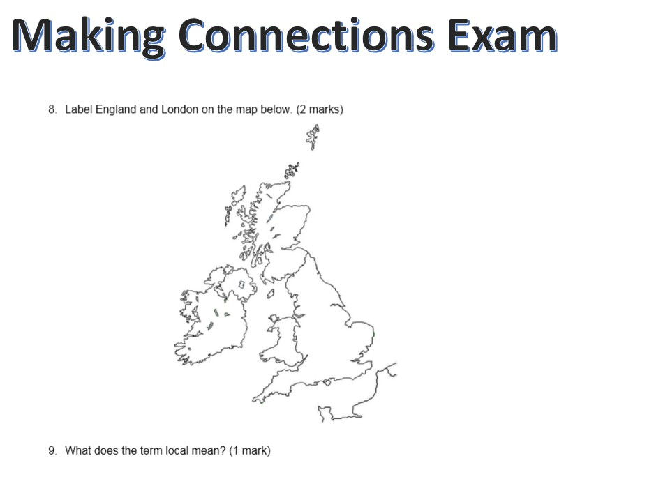 Year 7 Making Connections 2017-2018 1-10 COMPLETE bundle