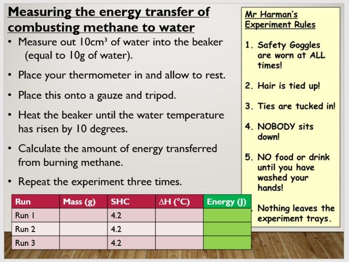 KS4 P2.2 Specific Heat Capacity