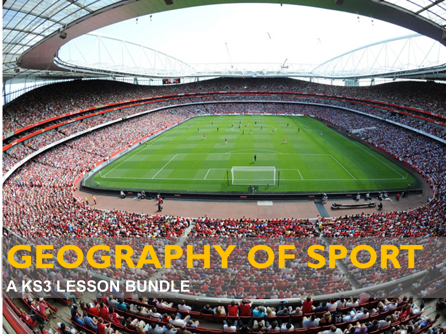 Geography of Sport - A KS3 Bundle
