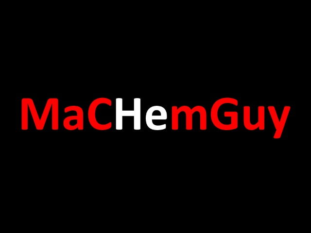 MaChemGuy Video Index for A level Chemistry