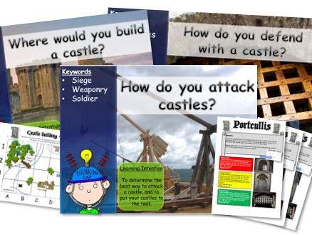 Castles Mini Project