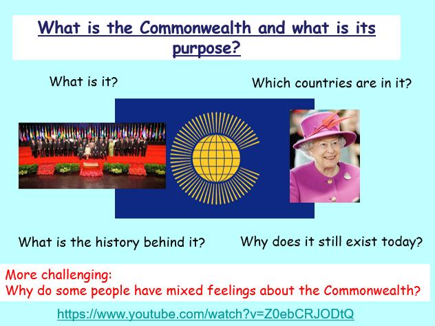 Citizenship international: UN, Commonwealth, EU, more