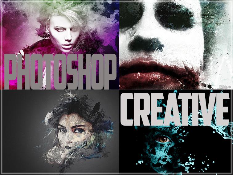 Photoshop Creative Bundle