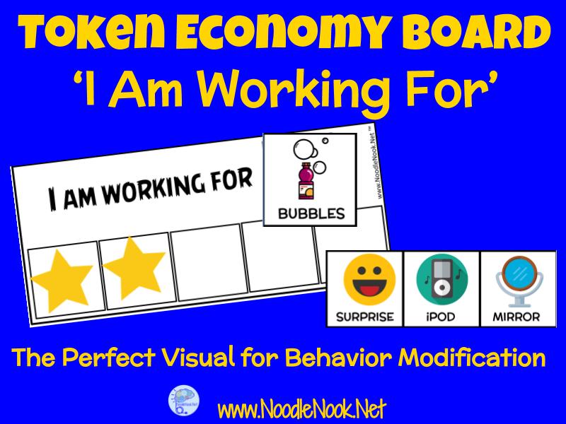 Token Economy- Visual Behavior Modification