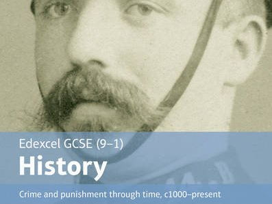 Crime and Punishment knowledge homework tests - Edexcel 9-1 History GCSE paper 1