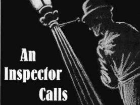 Act Two An Inspector Calls