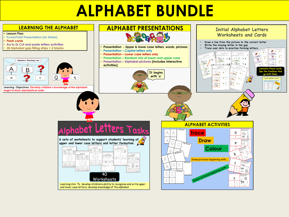 Handwriting Worksheets For Adults Alphabet Worksheets Match Letters To Pictures Tasks Handwriting  Parallel Lines Transversal Worksheet Word with Basic Math Fact Worksheets Pdf Alphabet Worksheets Match Letters To Pictures Tasks Handwriting  Gapfilling By Romilli  Teaching Resources  Tes Matter Worksheets First Grade Pdf