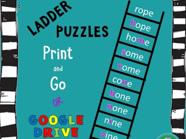 Word Ladder Puzzles