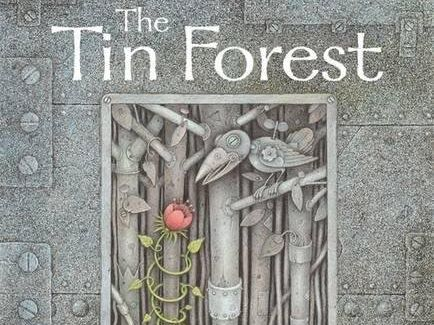 Year 2 English Planning - The Tin Forest - Adventure Story Writing
