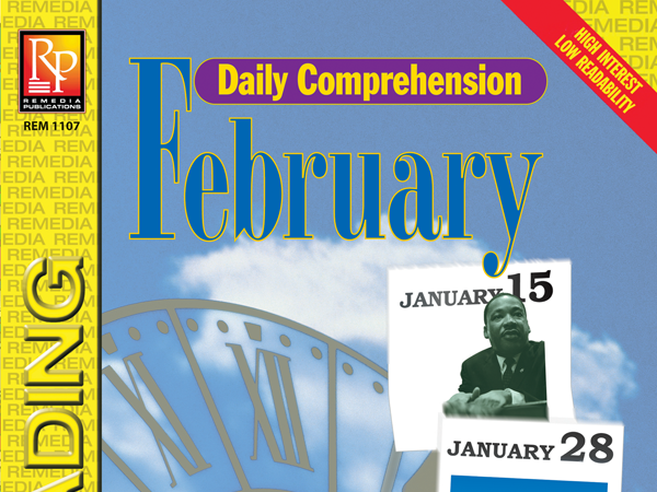 February: Daily Comprehension