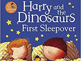 Harry and the Dinosaurs First Sleepover.  Lesson plan and all resources EYFS/KS1