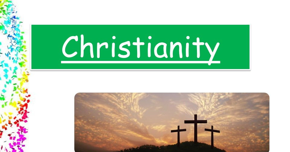 Christianity KS3 bundle