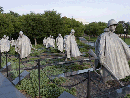 *Updated* Korean War Memorial - Remembering the Korean War