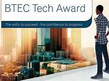 BTEC Level 1 Tech Award in Digital IT resources