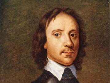 Oliver Cromwell- Why was Christmas banned?