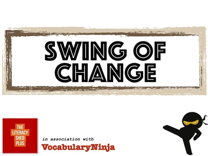 Swing of Change Vocabulary Pack