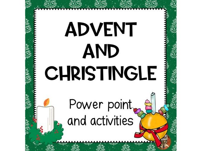Advent and Christingle