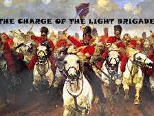 CHARGE OF THE LIGHT BRIGADE KS3 OR 4 STANZA ANALYSIS POWER & CONFLICT ANTHOLOGY GCSE