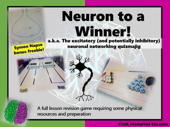 Psychology Revision Game