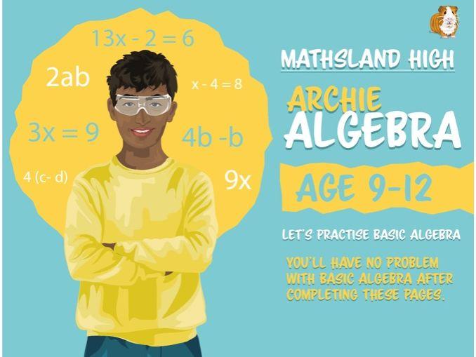 Let's Practise Algebra (9-12 years)