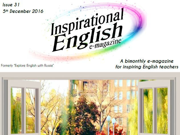 """Inspirational English"" Issue 31"