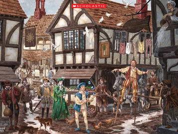 A Tudor Town
