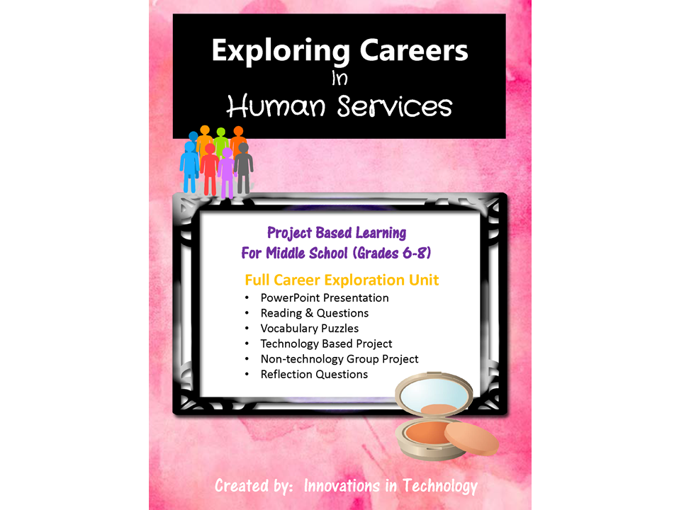 Exploring Careers:  Human Services