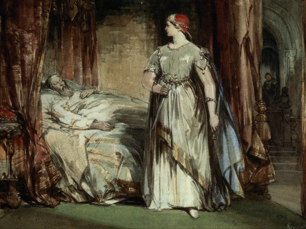 'Macbeth' Two GCSE Literature KS4 Character study worksheets: Lady Macbeth and King Duncan