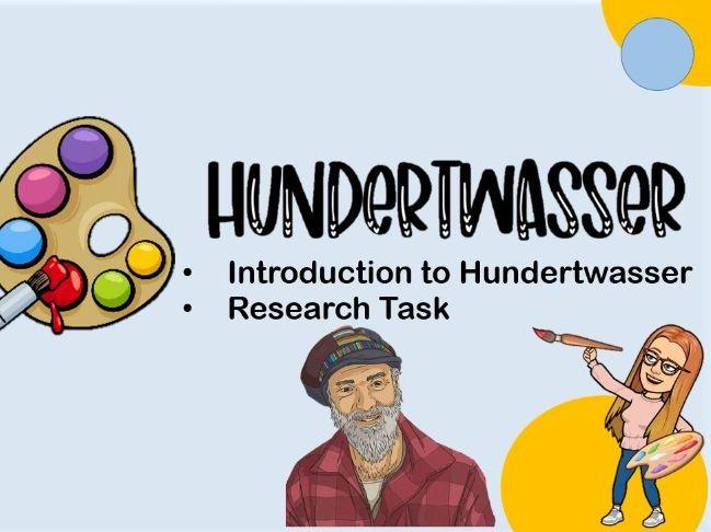 Task 1 - Hundertwasser Research