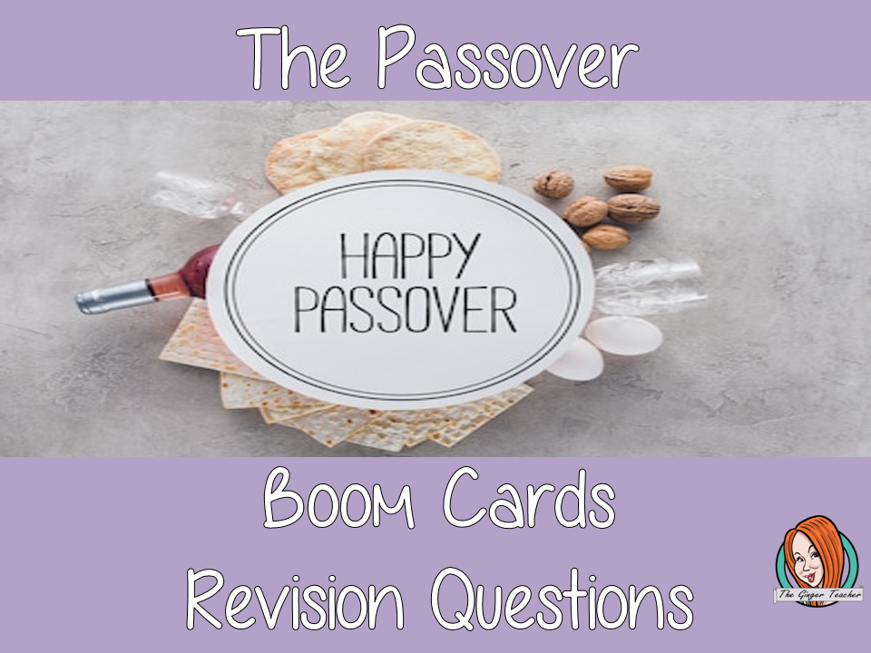 Passover Revision Questions