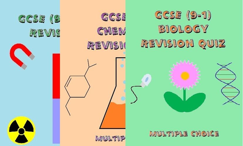 GCSE Science Revision Quizzes
