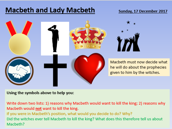 Macbeth - Lady Macbeth