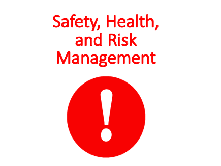 Safety, Health, and Risk Management – Human Resource