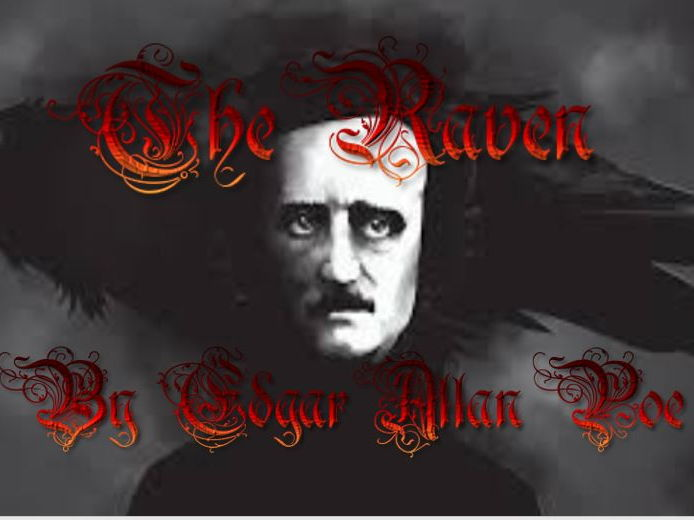 The Raven Poetry Lesson - Edgar Allan Poe