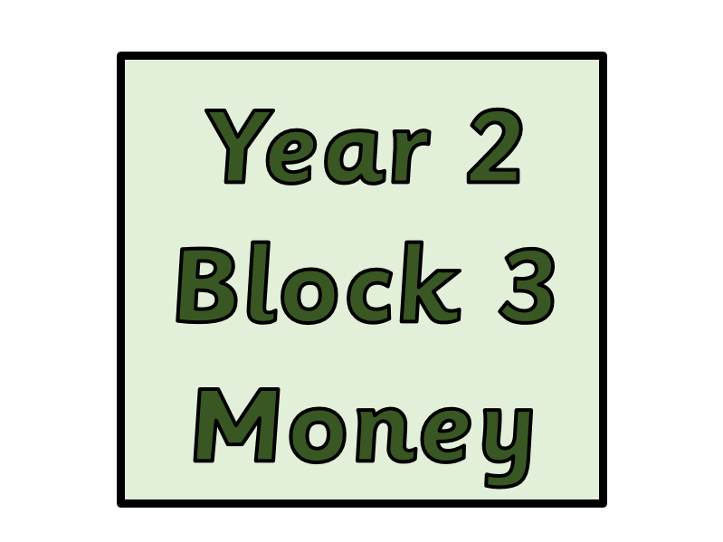 Year 2 - Block 3 - Measurement - Money