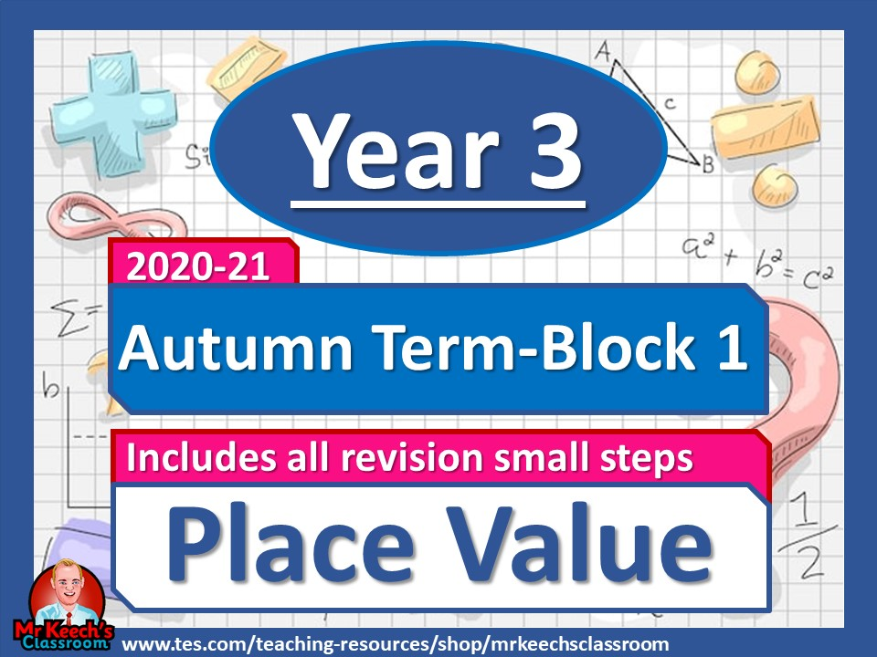 Year 3 - Place Value - Autumn Block 1 - White Rose Maths