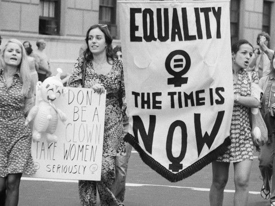 NOW and the Women's Liberation Movement