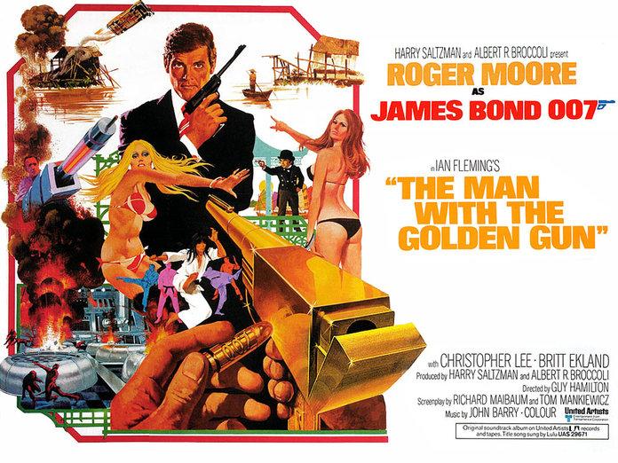 The Man with the Golden Gun - Eduqas GCSE Media