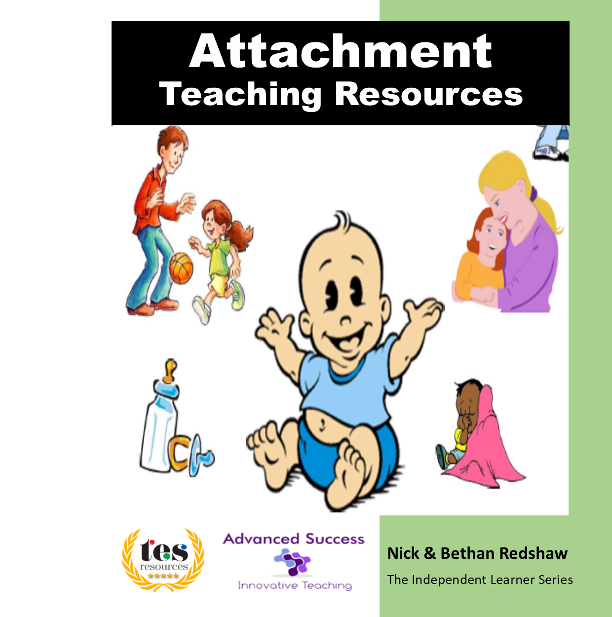 SPECIAL OFFER (49% Off) - ATTACHMENT Workbook, Lesson Plans and PowerPoint's Bundle