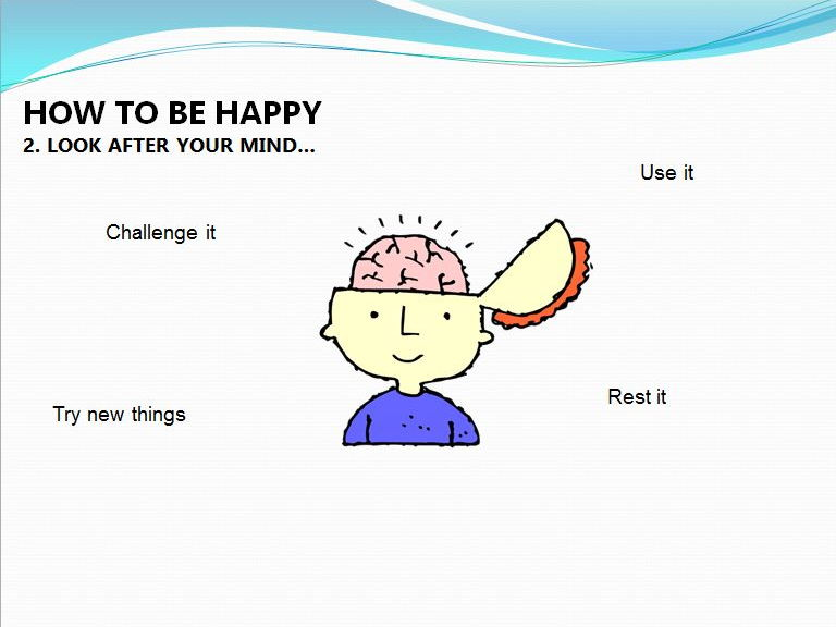 'How to be happy' Assembly