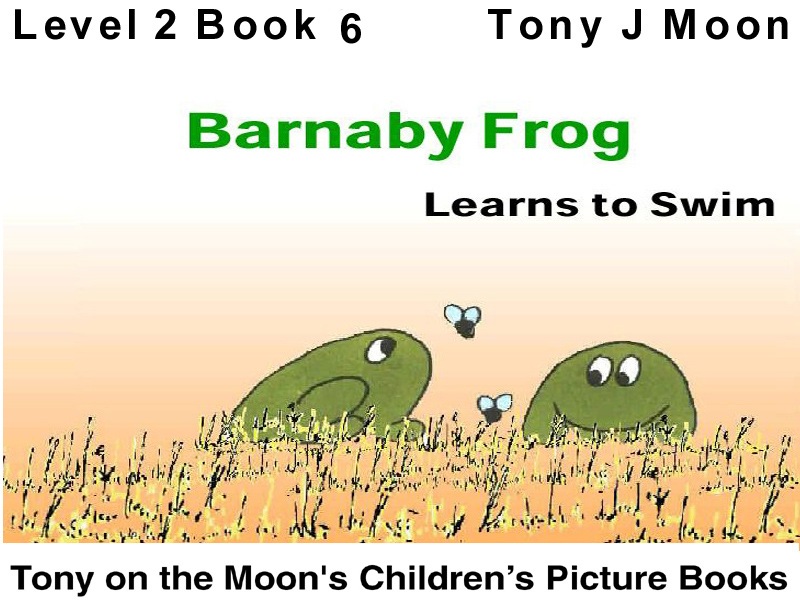 Level 1 - BARNABY FROG - Learns to Swim