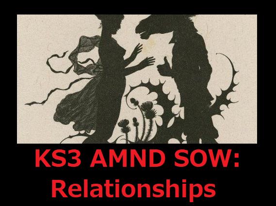 KS3 A Midsummer Night's Dream SOW