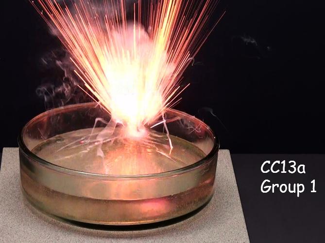CC13a Group 1 Alkali Metals