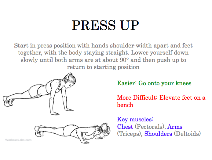 Health Related Fitness - Circuit training cards