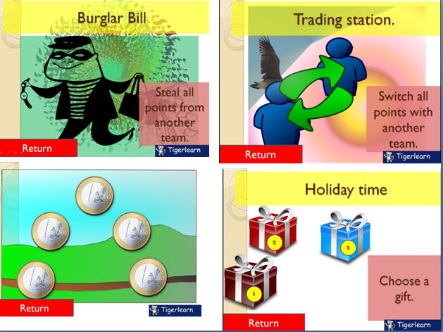 SPAG Money Game -Spelling, punctuation and Grammar - Error correction GAME
