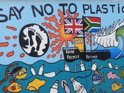 Life Below Water - Tackling Plastic Pollution (Home Learning)