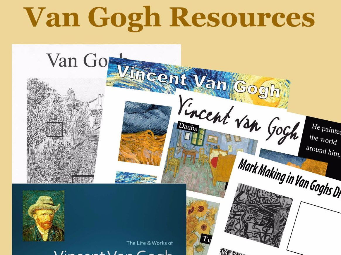 Van Gogh Resources - Massive Bundle.
