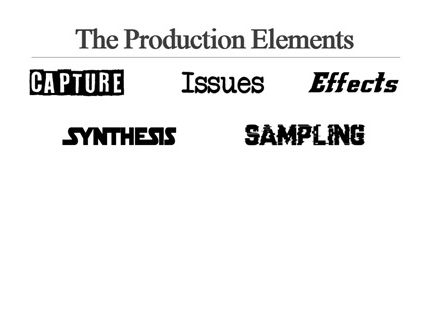 A-Level Music Technology Toolkit for Component 3 Question 5