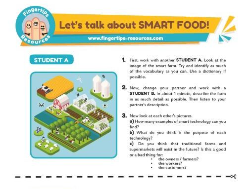 Let's talk about SMART FOOD!